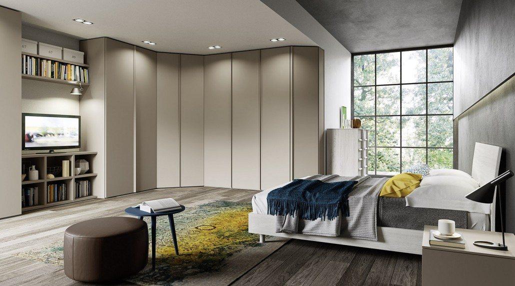 armadio angolo cabina - Risparmio più